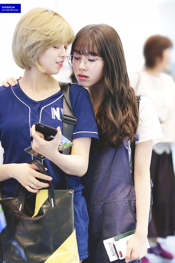 Tags: JYP Entertainment, K-Pop, Twice, Son Chaeyoung, Yoo Jeongyeon