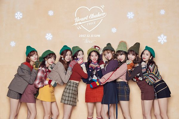 Twice - K-Pop