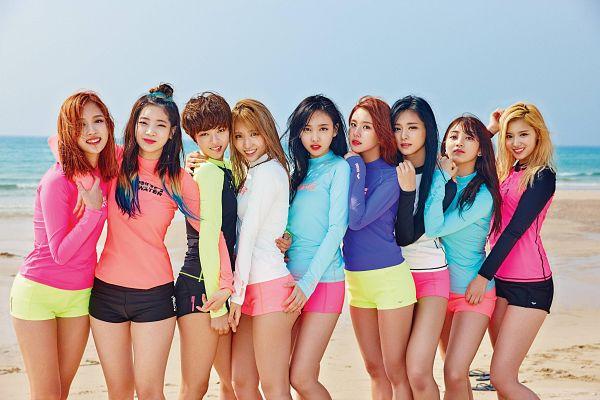 Tags: K-Pop, Twice, Hirai Momo, Kim Dahyun, Im Nayeon, Tzuyu, Son Chaeyoung, Myoui Mina, Yoo Jeongyeon, Jihyo, Minatozaki Sana, Sand