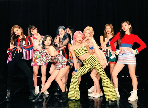 Tags: K-Pop, Twice, Fancy, Kim Dahyun, Son Chaeyoung, Im Nayeon, Tzuyu, Myoui Mina, Yoo Jeongyeon, Jihyo, Minatozaki Sana, Hirai Momo