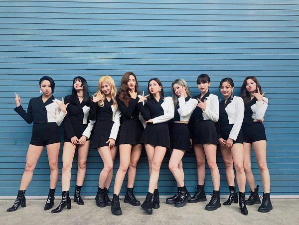 Tags: K-Pop, Twice, Kim Dahyun, Im Nayeon, Tzuyu, Son Chaeyoung, Myoui Mina, Yoo Jeongyeon, Jihyo, Minatozaki Sana, Hirai Momo, Hair Up