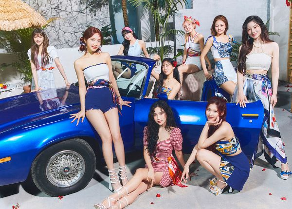 Tags: K-Pop, Twice, Im Nayeon, Tzuyu, Son Chaeyoung, Myoui Mina, Yoo Jeongyeon, Jihyo, Minatozaki Sana, Hirai Momo, Kim Dahyun, Full Group