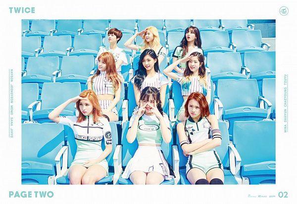 Tags: JYP Entertainment, K-Pop, Twice, Cheer Up (Song), Tzuyu, Son Chaeyoung, Myoui Mina, Yoo Jeongyeon, Jihyo, Minatozaki Sana, Hirai Momo, Kim Dahyun