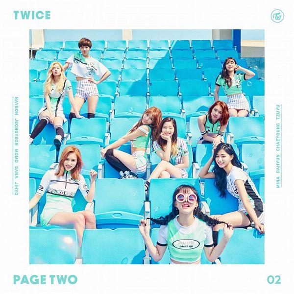 Tags: JYP Entertainment, K-Pop, Twice, Cheer Up (Song), Jihyo, Minatozaki Sana, Hirai Momo, Kim Dahyun, Im Nayeon, Tzuyu, Son Chaeyoung, Myoui Mina