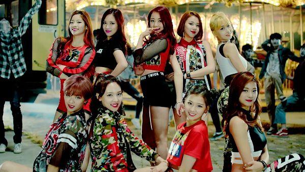 Tags: K-Pop, Twice, Like OOH-AHH, Kim Dahyun, Hirai Momo, Im Nayeon, Son Chaeyoung, Tzuyu, Yoo Jeongyeon, Myoui Mina, Minatozaki Sana, Jihyo