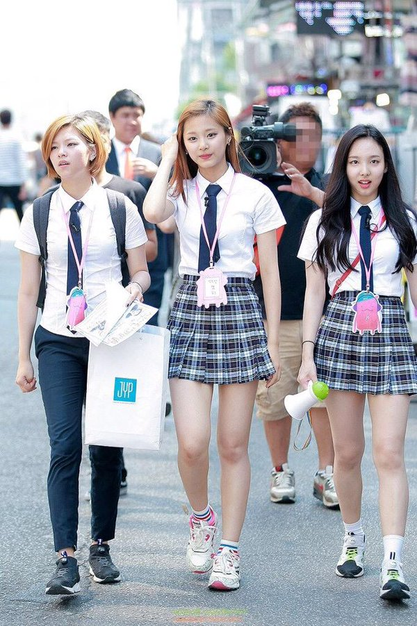 Tags: JYP Entertainment, K-Pop, Twice, Sixteen, Yoo Jeongyeon, Im Nayeon, Tzuyu, Predebut