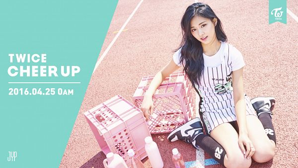 Tags: JYP Entertainment, K-Pop, Twice, Cheer Up (Song), Tzuyu, HD Wallpaper, Wallpaper