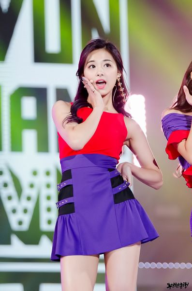 Tags: K-Pop, Twice, Tzuyu, Android/iPhone Wallpaper