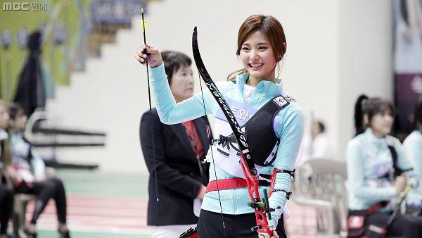 Tags: K-Pop, Twice, Tzuyu, Wallpaper, HD Wallpaper, Idol Star Athletics Championships