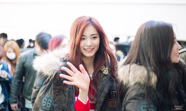 Tags: K-Pop, Twice, Tzuyu, Wallpaper, HD Wallpaper