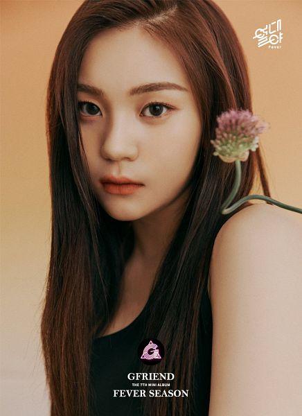 Tags: K-Pop, G-friend, Umji, Flower, Serious, Fever Season