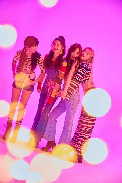 Tags: K-Pop, Sonamoo, Uni.T, Dal Shabet, Spica, Hong Euijin, Shin Yoonjoo, Bae Woo-hee, Yang Jiwon