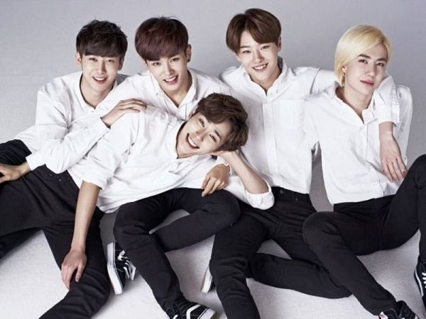 Tags: K-Pop, Uniq, Wang Yibo, Li Wenhan, Kim Sungjoo, Cho Seung-yeon, Zhou Yixuan, Group