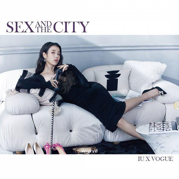 VOGUE Korea - Magazine Scan