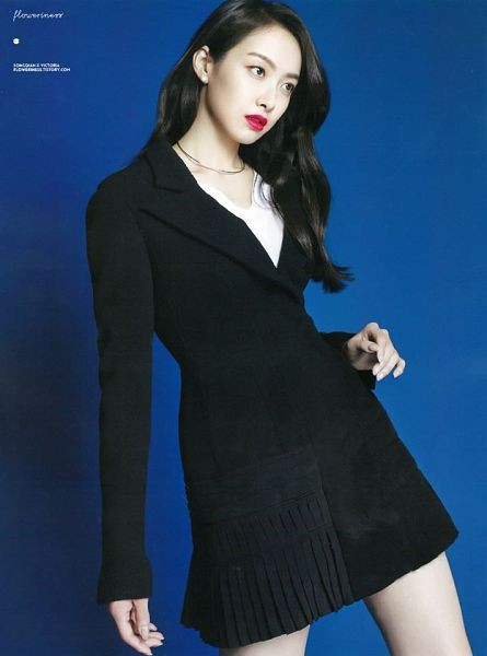 Tags: K-Pop, f(x), Victoria Song