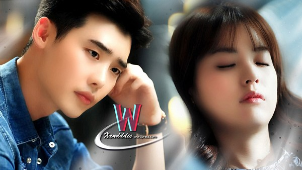 Tags: K-Drama, Han Hyo-joo, Lee Jong-suk, Sleeping, Eyes Closed, Bangs, W (Two Worlds)