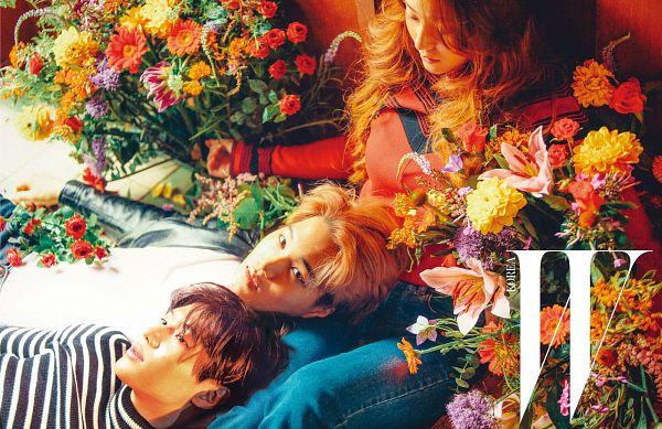 W Korea - Magazine Scan