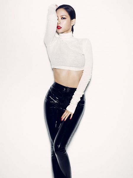 Tags: K-Pop, Miss A, Hush, Wang Feifei, Turtleneck, Light Background, White Background, Collar (Clothes), Android/iPhone Wallpaper