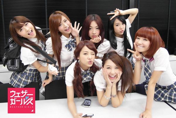 Tags: Weather Girls, Daraa, Nuenue, Yumi, Hijon, Mini, Esse, Mia (Weather Girls)