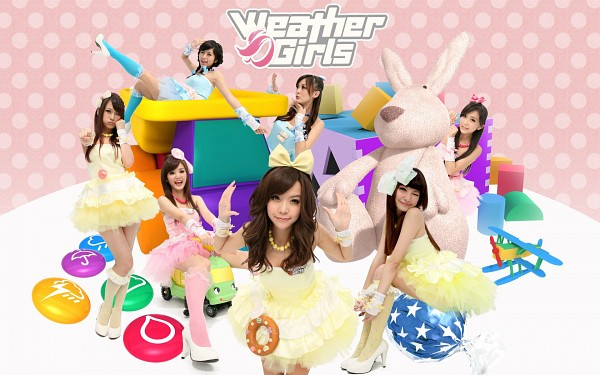 Tags: J-Pop, C-Pop, Weather Girls, Mini, Esse, Mia (Weather Girls), Daraa, Nuenue, Yumi, Hijon, Wink, High Heels