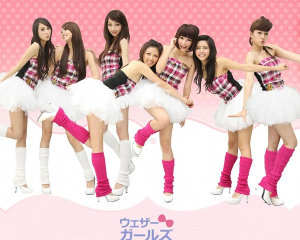 Tags: C-Pop, J-Pop, Weather Girls, Esse, Mia (Weather Girls), Daraa, Nuenue, Yumi, Hijon, Mini
