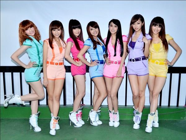 Tags: C-Pop, J-Pop, Weather Girls, Esse, Mia (Weather Girls), Daraa, Nuenue, Yumi, Hijon, Mini