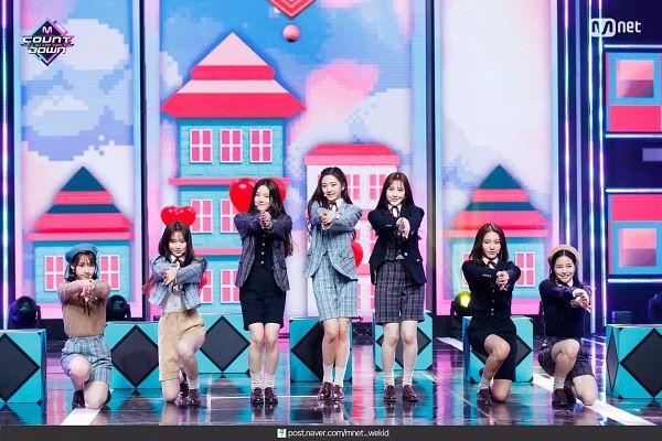 Tags: K-Pop, Weeekly, Shin Jiyoon, Jihan, Monday, Lee Soojin, Lee Jaehee, Park Soeun, Zoa