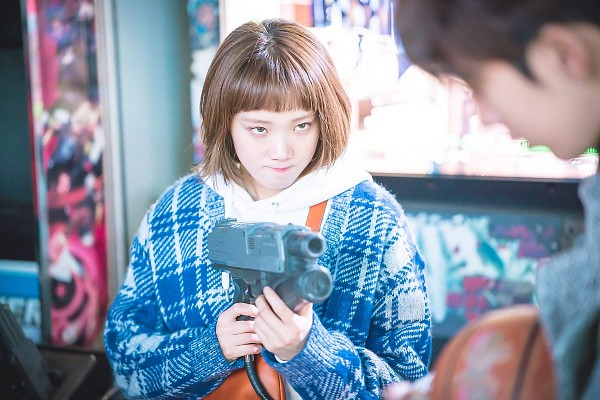 Tags: K-Drama, Lee Sung-kyung, Short Hair, Weightlifting Fairy Kim Bok-joo