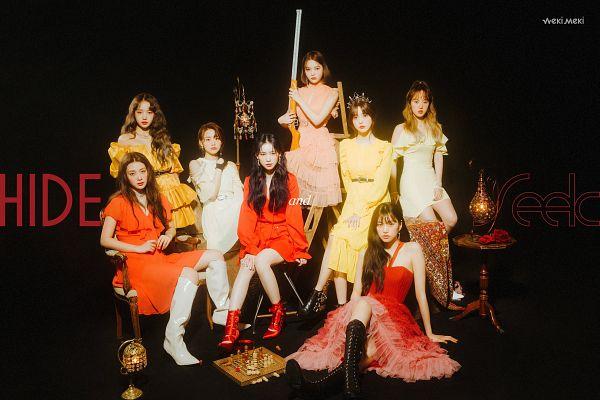 Tags: K-Pop, Weki Meki, Choi Yoo-jung, Lua (Weki Meki), Rina, Doyeon, Ji Suyeon, Lucy (Weki Meki), Elly, Sei