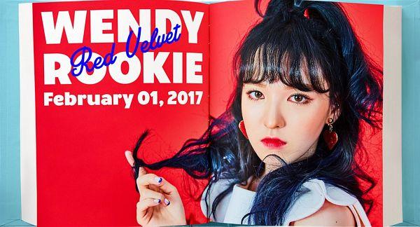 Tags: K-Pop, Red Velvet, Rookie (Song), Wendy