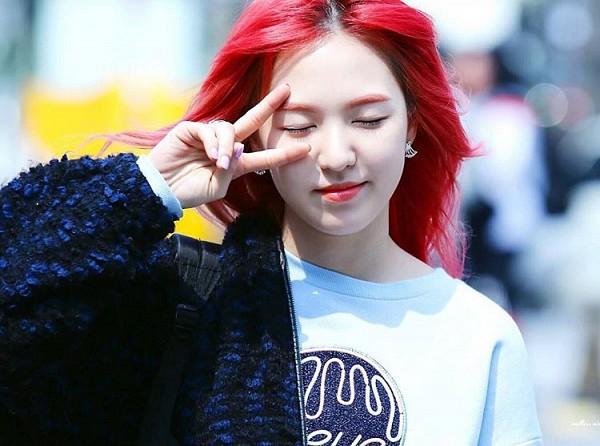 Tags: K-Pop, Red Velvet, SM Town, Wendy, Red Hair