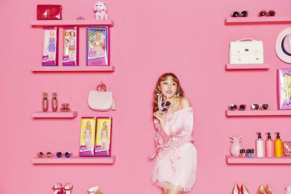 Tags: K-Pop, Mamamoo, Yes I am, Wheein, Purple (Album)