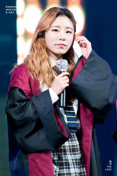 Tags: K-Pop, Mamamoo, Wheein, Android/iPhone Wallpaper