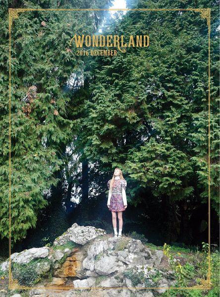 Wonderland - Jessica Jung