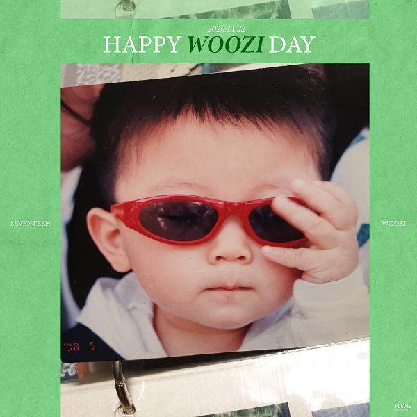 Tags: K-Pop, Seventeen, Woozi, Child, Predebut