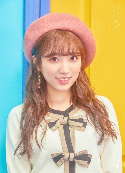 Tags: J-Pop, K-Pop, IZ*ONE, HKT48, Yabuki Nako, Hat