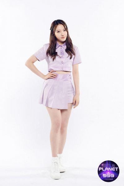 Tags: J-Pop, Yamauchi Moana, Girls Planet 999