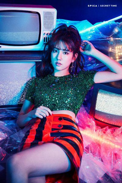 Tags: K-Pop, Uni.T, Spica, Yang Jiwon