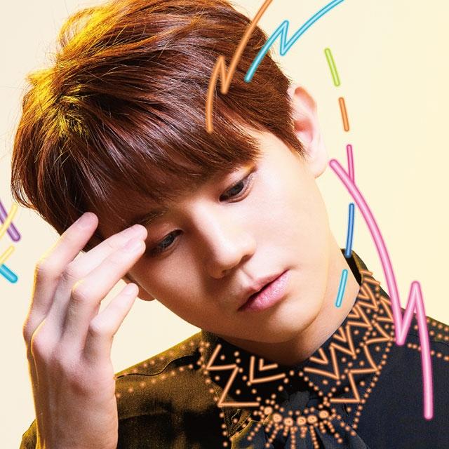 Tags: K-Pop, Highlight (band), Day (Single), Yang Yo-seob, Looking Down, Scan, Album Cover