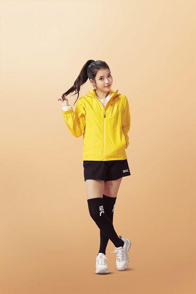 Yellow Outerwear