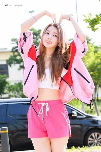 Tags: K-Pop, Rocket Punch, Yeonhee