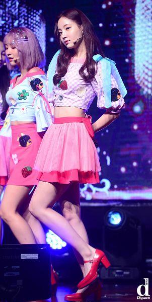 Tags: K-Pop, Momoland, Yeonwoo, Dispatch