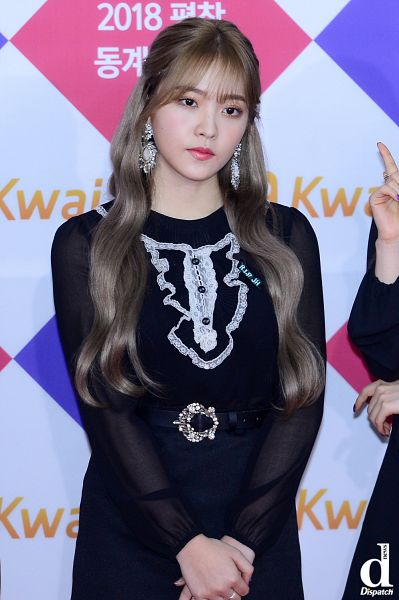 Tags: SM Town, K-Pop, Red Velvet, Yeri, Dispatch