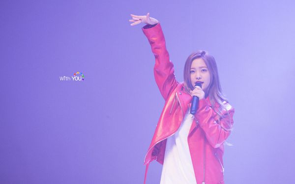 Tags: SM Town, K-Pop, Red Velvet, Yeri, Leather Jacket, Red Jacket, Red Outerwear, Live Performance