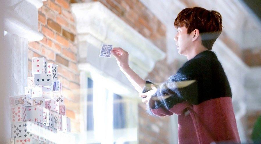 Tags: K-Drama, Yoo Seung-ho, Card, Sweater, I'm Not a Robot