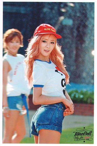 Tags: K-Pop, Apink, Yoon Bo-mi, Pink Hair, Pink Memory