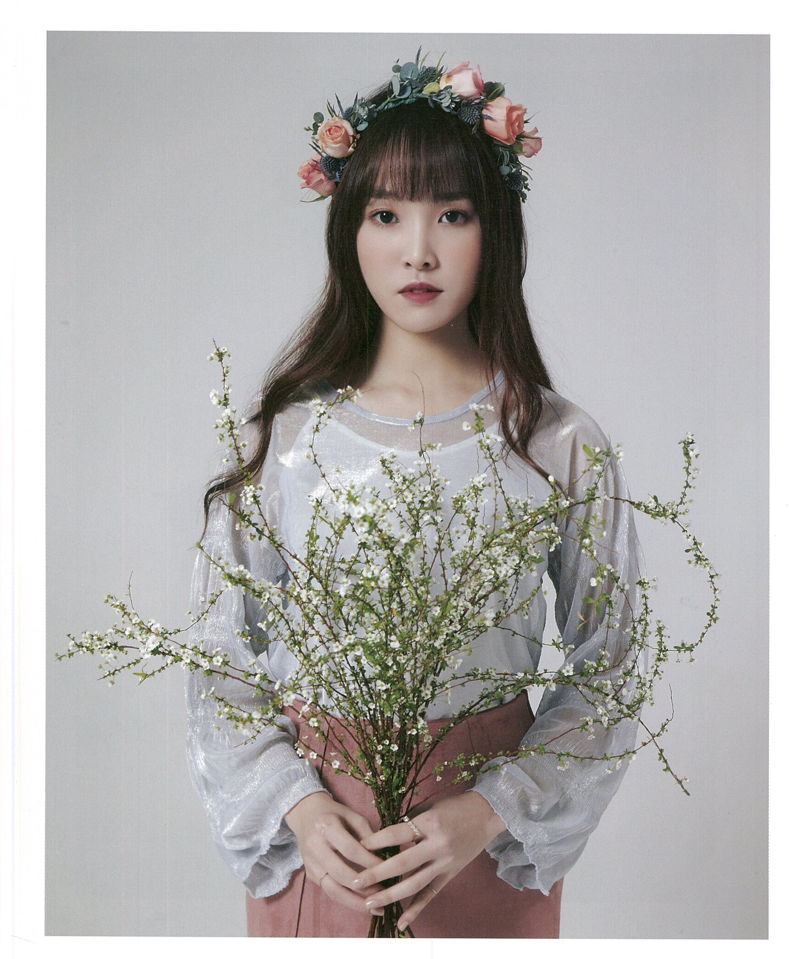 Flower Crown Flower Page 5 Of 19 Asiachan Kpop Image Board