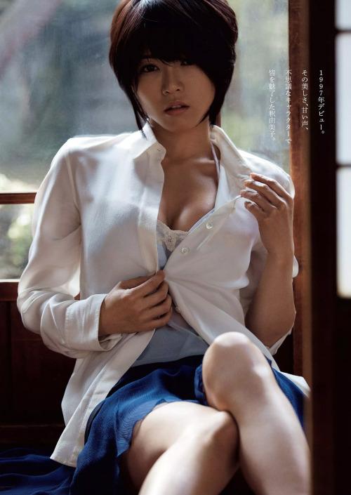 Tags: Dorama, Gravure Idol, Yumiko Shaku, Suggestive