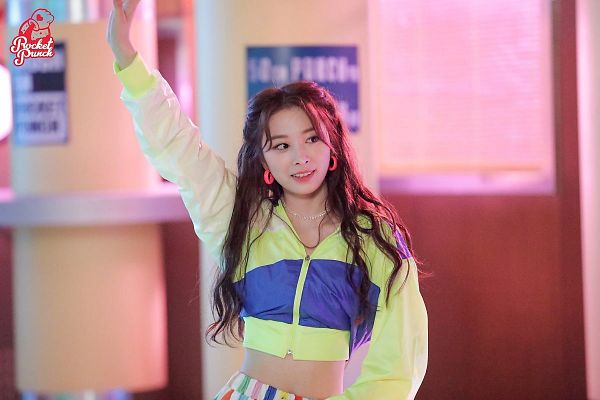 Tags: K-Pop, Rocket Punch, Yunkyoung