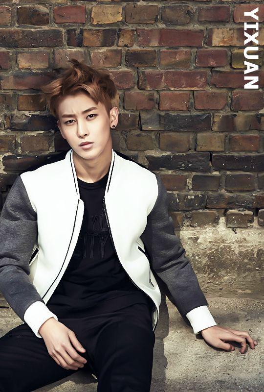 Tags: K-Pop, Uniq, Zhou Yixuan